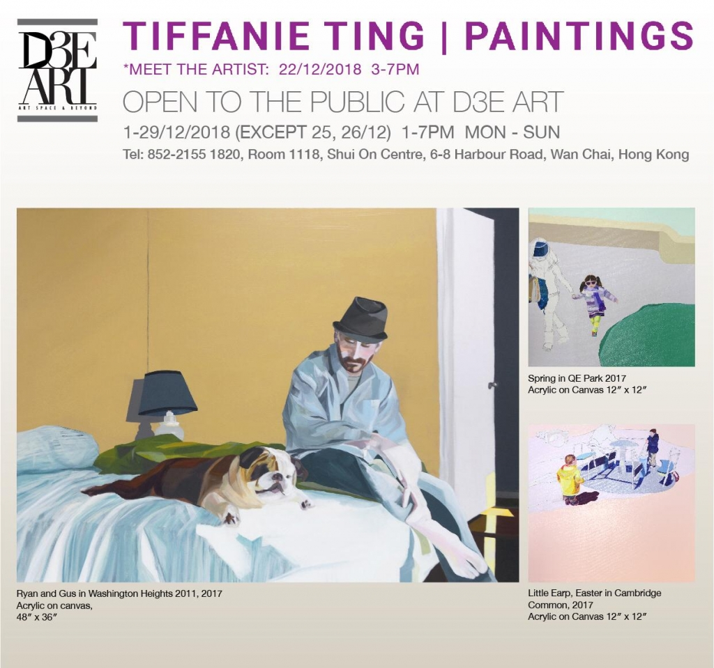 Tiffanie Ting exhibition