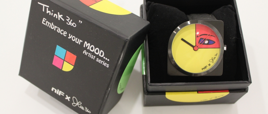 Jlee | Embrace Your Mood, (PoP Art Watches), One Size Fits All, 2013,For more info: (+852) 2155 1820